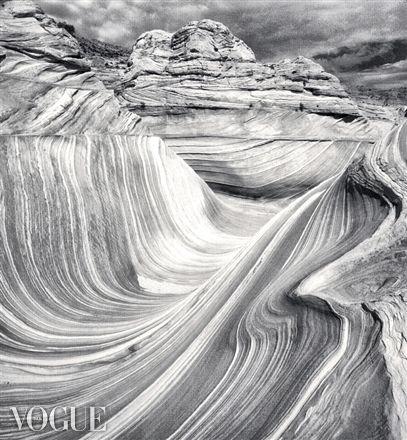 love the landscape  http://www.vogue.it/photovogue