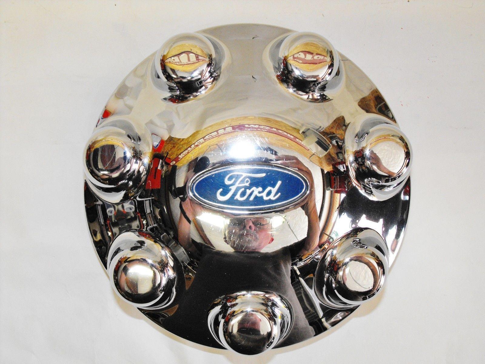 1997 2004 Ford Truck F150 F250 Center Hub Cap 7 Lug Hubcap F75a 1a096 Bd Motors Parts Accessories Yl34 1a096 Ja Ford Trucks F150 Hub Caps Ford Truck