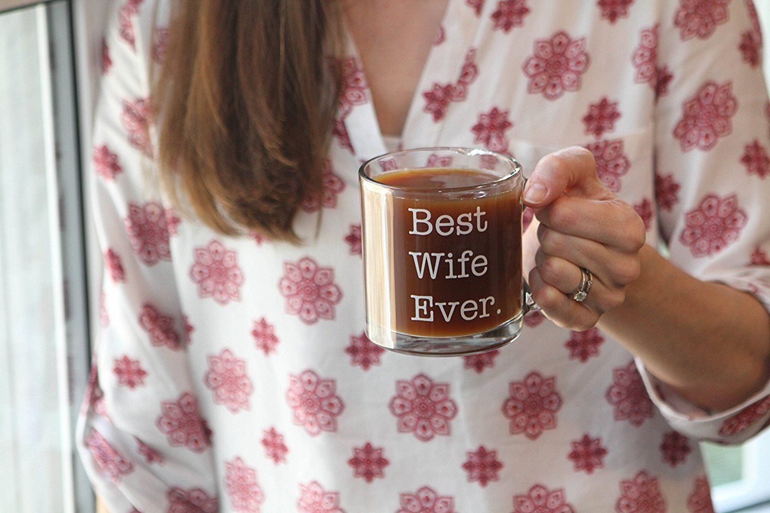 Cat toys best best wife ever coffee mug perfect