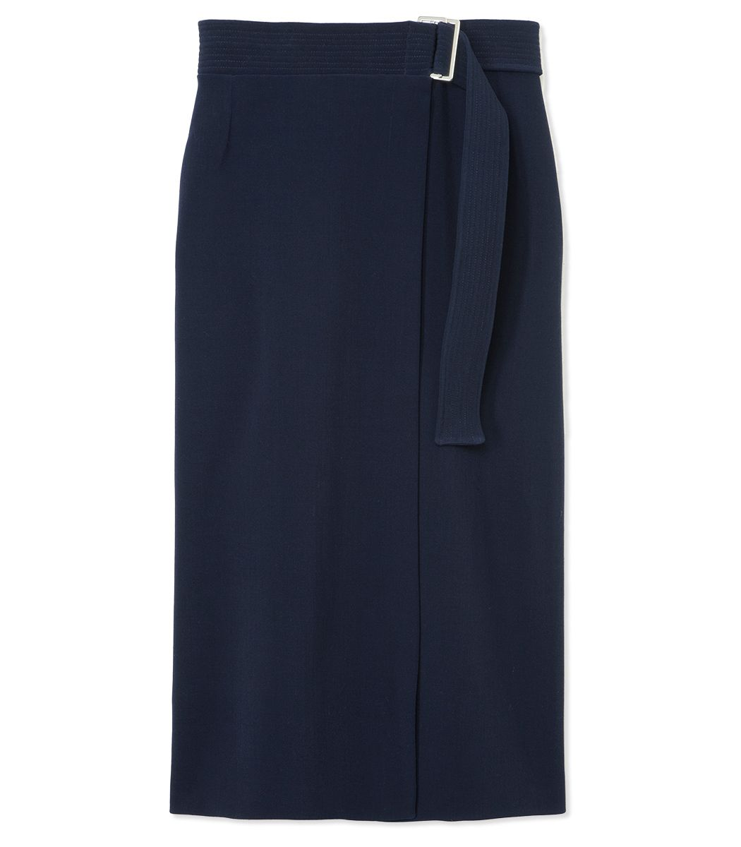 J.W. Anderson Belted Wrap Skirt