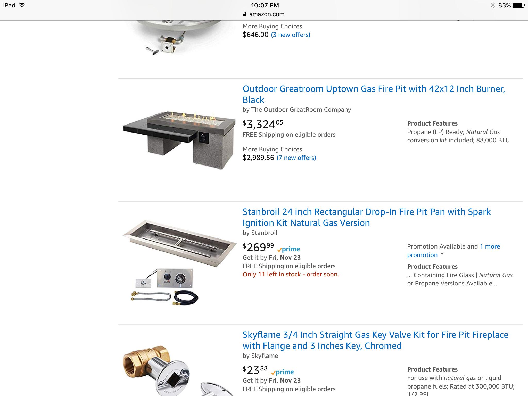 Pin By Richard Draeger On Remodeling Backyard Gas Firepit Stuff To Buy Propane