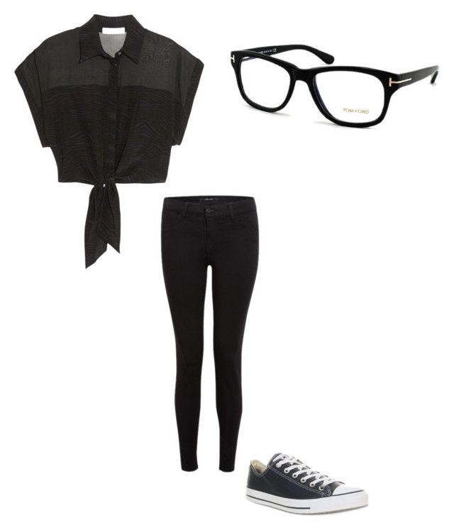 """""""Little black"""" by summer213440 ❤ liked on Polyvore"""