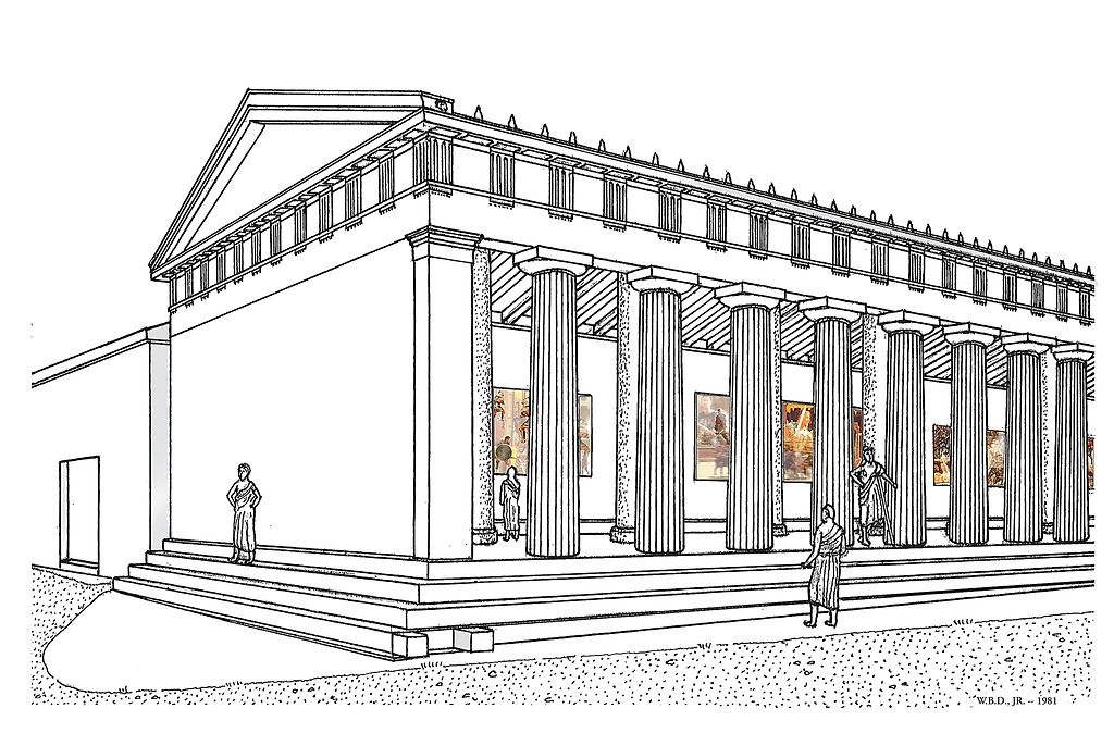 Pin on Ancient Greek Architecture