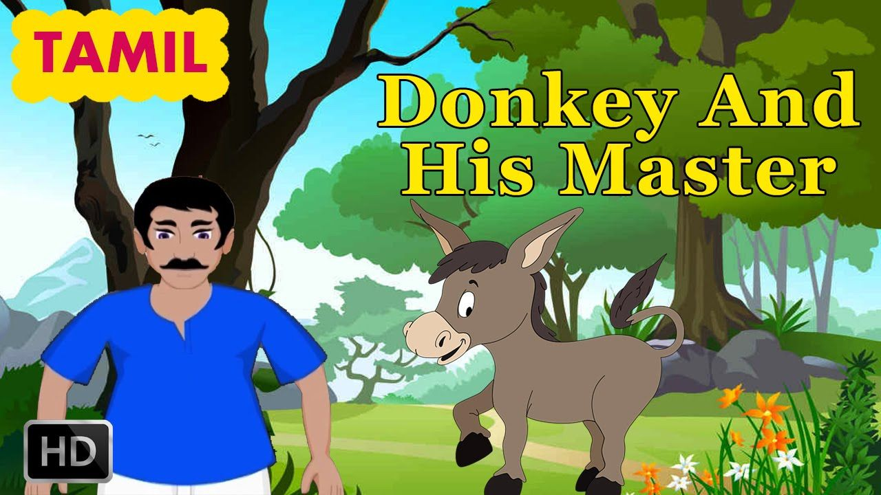 Uncategorized Story Of Animals For Kids jataka tales animal stories for children donkey and his master ani