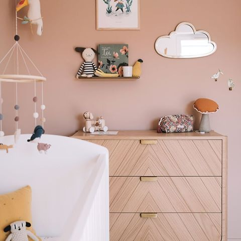 Beautiful Nursery For A Newborn See The Whole Room On