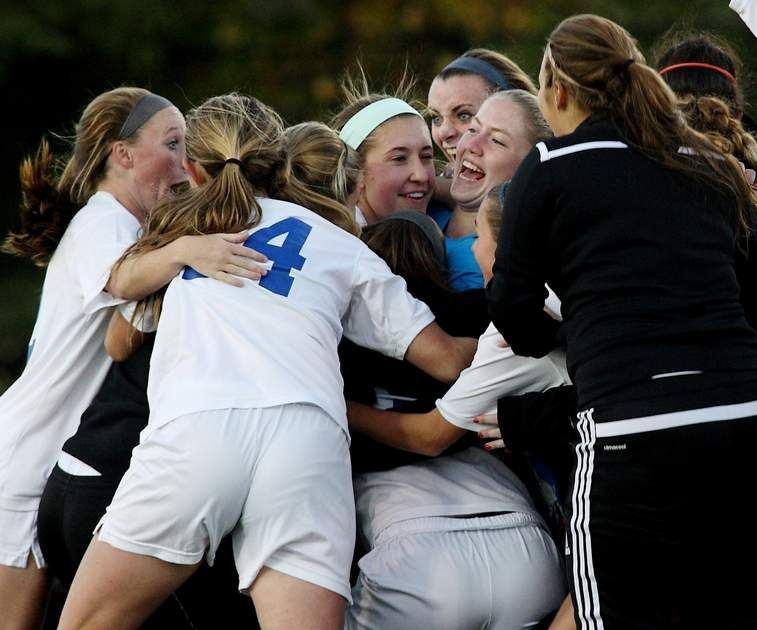 The Lady Gladiators soccer team will head to the state tournament.