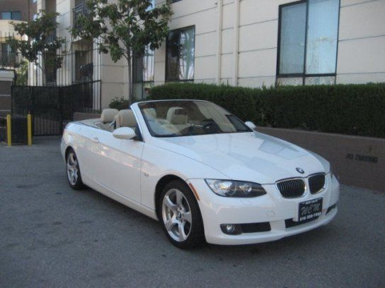 Convertible 2008 Bmw 328i Convertible With 2 Door In North