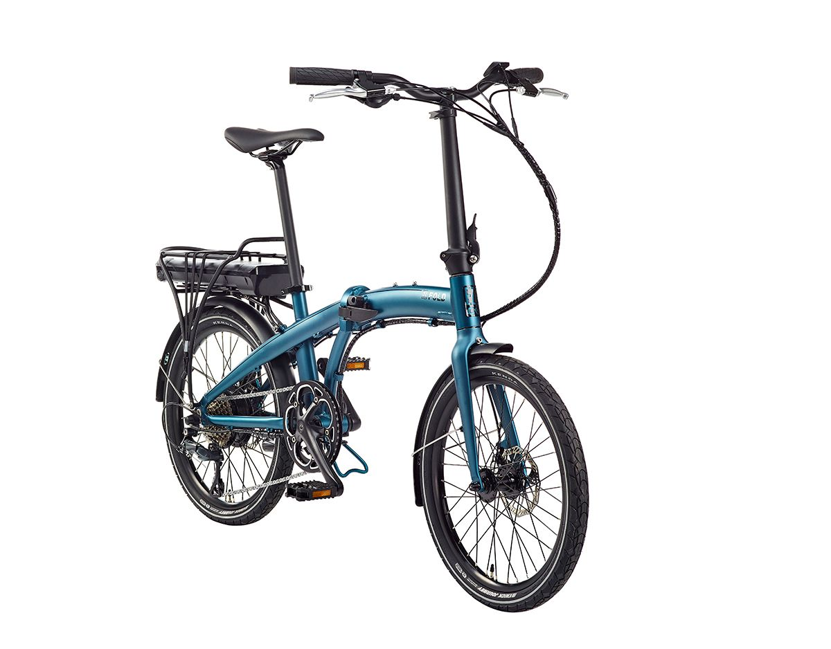 Folding bicycle frame quick release for all fold bikes