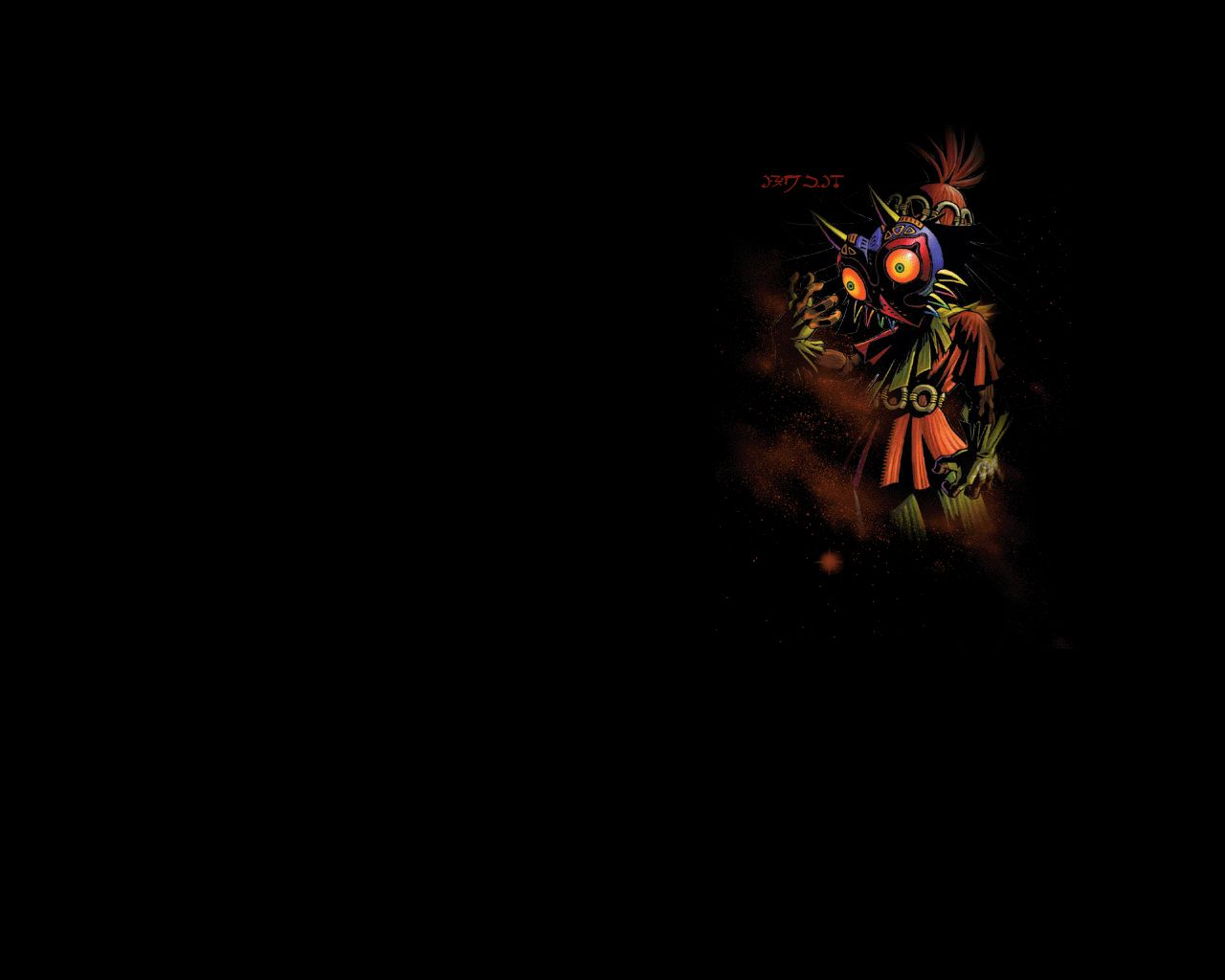 Zelda Skull Kid Wallpaper