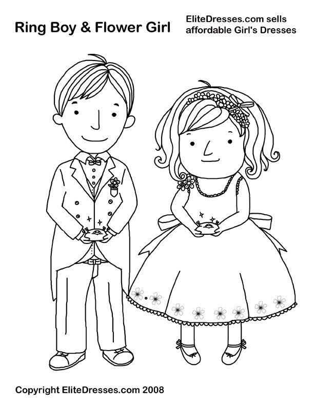Elitedresses Com Sells Affordable Girls Dresses Ring Boy And