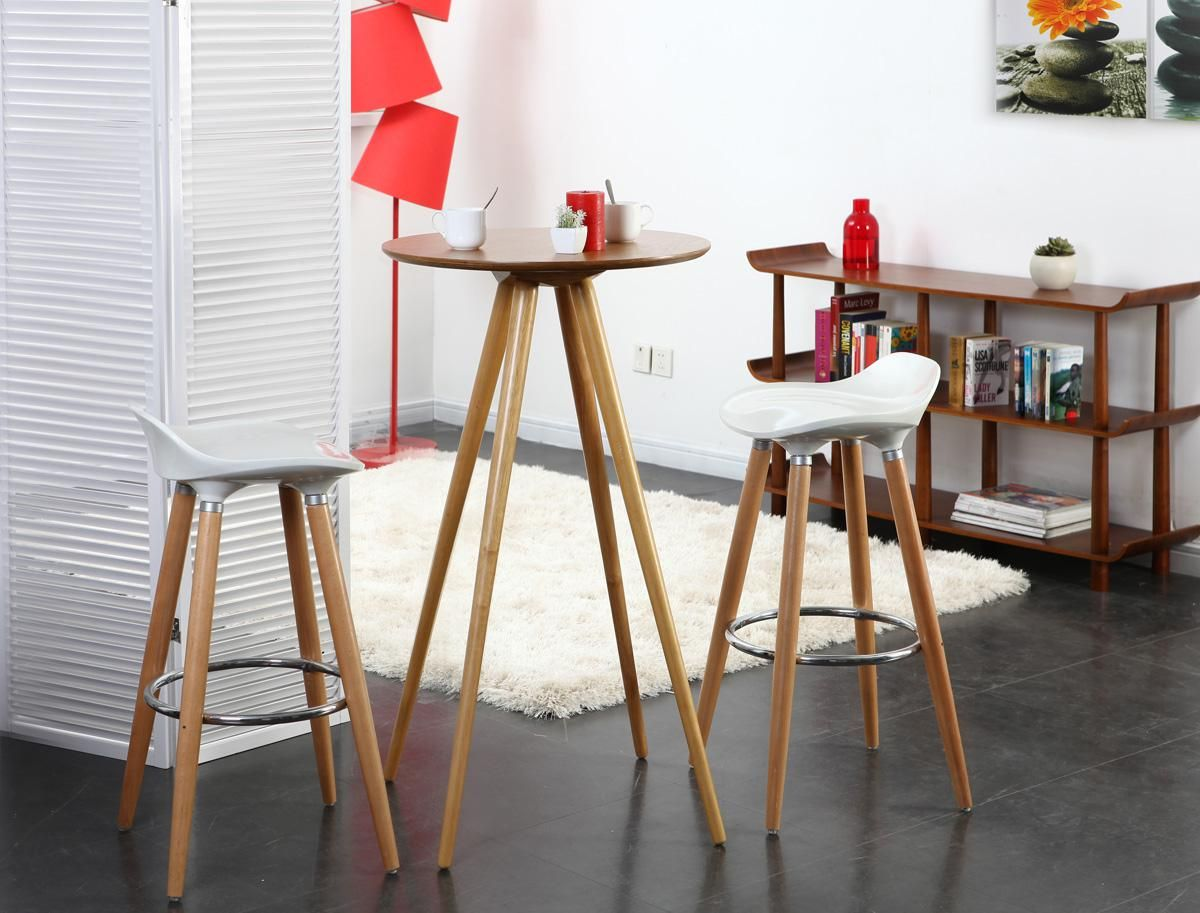 Tabouret de bar design scandinave GILDA | Sièges | Pinterest | Bar
