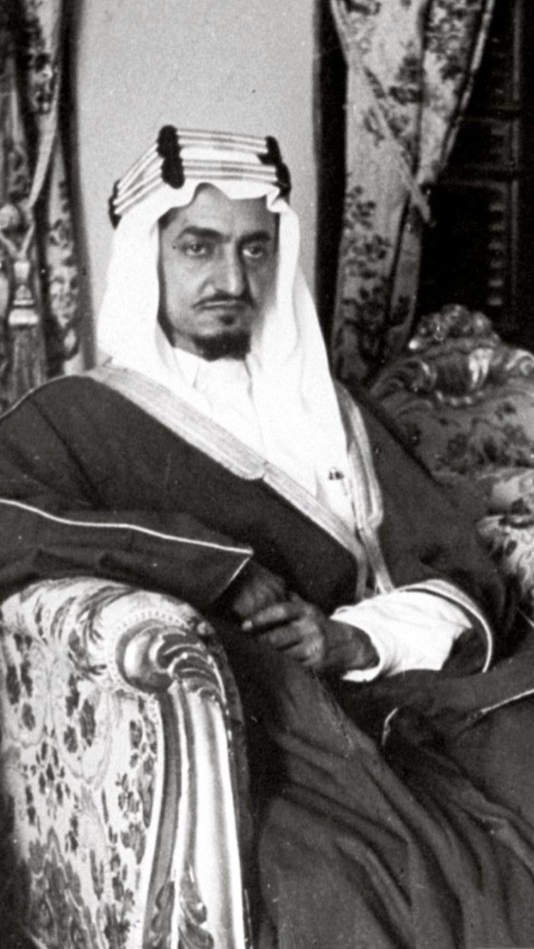 King Faisal Saudi Arabia Culture King Faisal Saudi Men