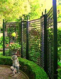 Trellis Designs Within French Formal Garden Inspirations Eliot