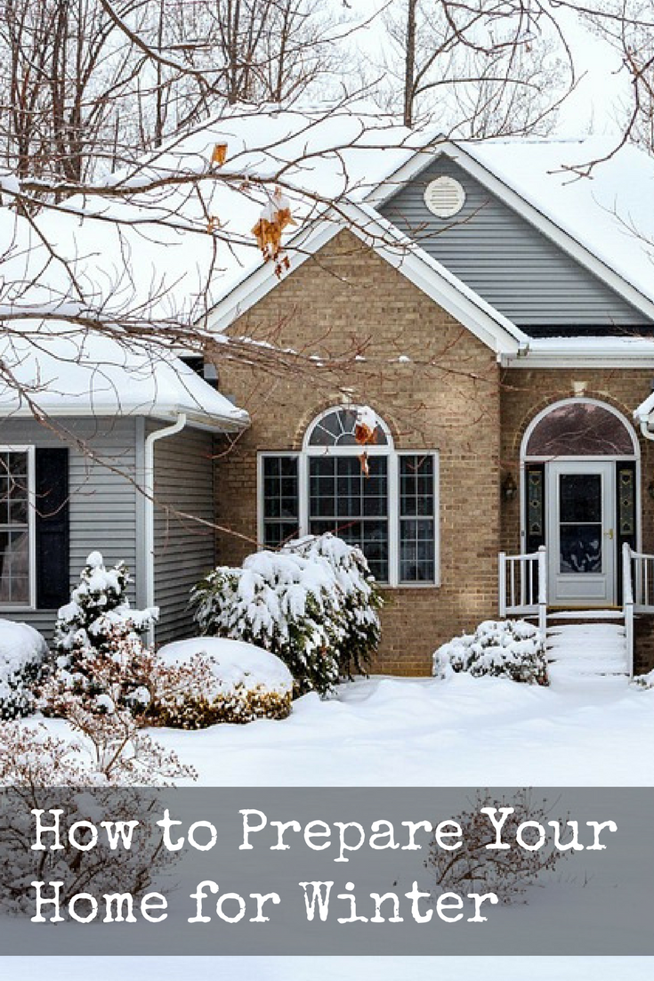 How To Prepare Your Home For Winter Curb Appeal House Siding Protecting Your Home