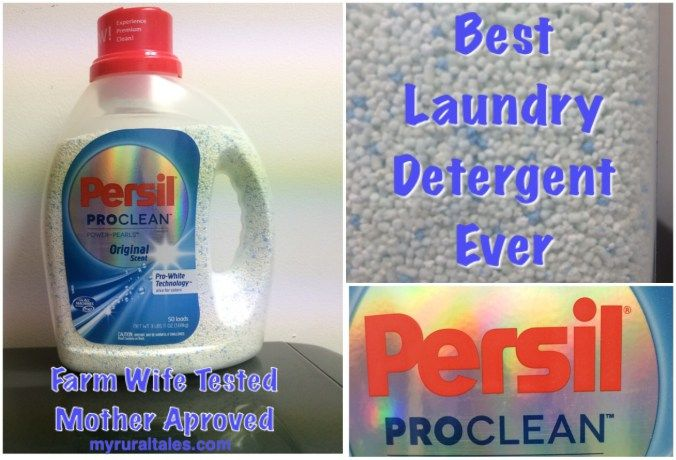 Best Laundry Detergent Persil Review Best For Work Clothes Toddler And Baby Stains My Rural Tales Best Laundry Detergent Laundry Detergent Detergent