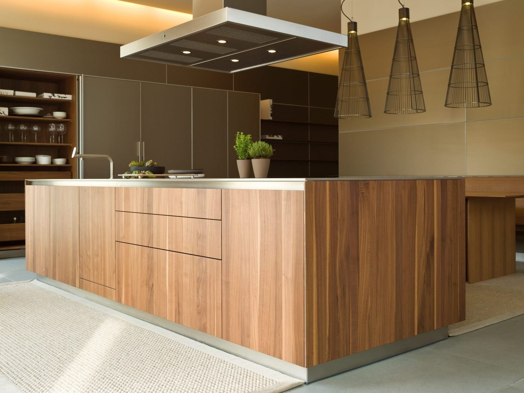 Download The Catalogue And Request Prices Of B3 Wooden Kitchen By Bulthaup Fitted Kitchen German Kitchen Design Kitchen Design Styles Kitchen Design Trends