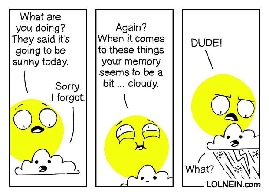 61 lolnein comics that i created to make people laugh