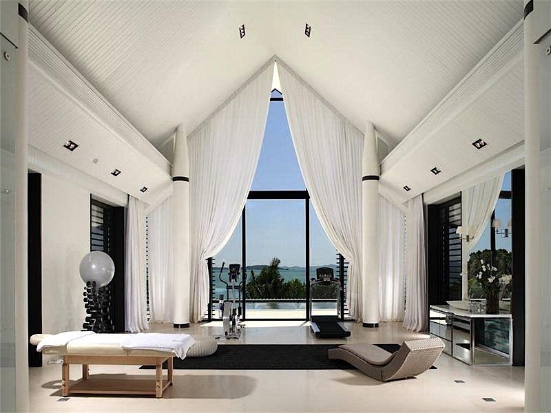 fabulous spa room in a destination beach home in Thailand | THËRÂPŸ ...