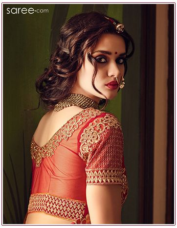 Updos, Buns and More - Easy Hairstyles to Go With Your Sarees Infographic (With images) | Easy ...