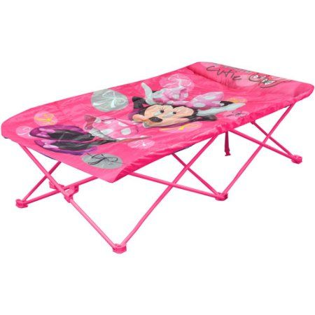 Baby Kids Cot Minnie Mouse Kid Beds