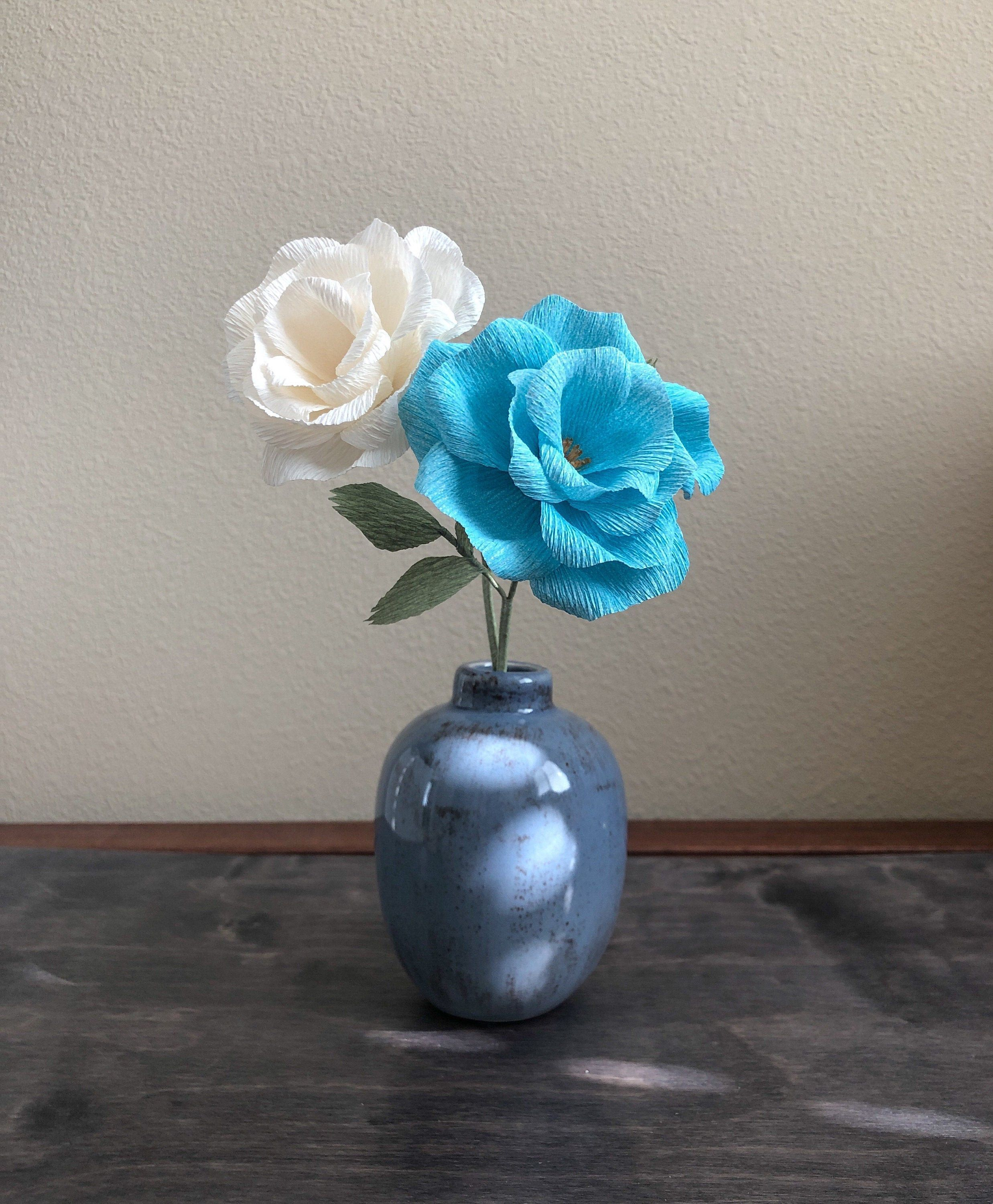 Bright blue paper rose. Crepe paper flower. Blue rose. Artificial flower. Blue flower. Rose flower. Single stem. Everlasting flower #crepepaperroses Bright blue paper rose. Crepe paper flower. Blue rose. Artificial flower. Blue flower. Rose flower. Single stem. Everlasting flower. by heygetpaper on Etsy #crepepaperroses Bright blue paper rose. Crepe paper flower. Blue rose. Artificial flower. Blue flower. Rose flower. Single stem. Everlasting flower #crepepaperroses Bright blue paper rose. Crepe #crepepaperroses