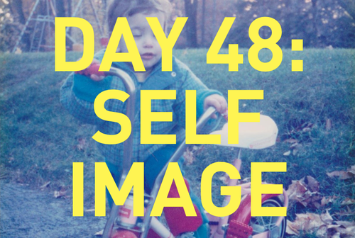 The way you see yourself today—your self image—depends on your memory of the past. More specifically, your ability to remember how you looked in a recent picture or in the mirror.  People who have trouble storing these memories of how they look (for various reasons, e.g. strokes) tend to see themselves as younger than they actually are.