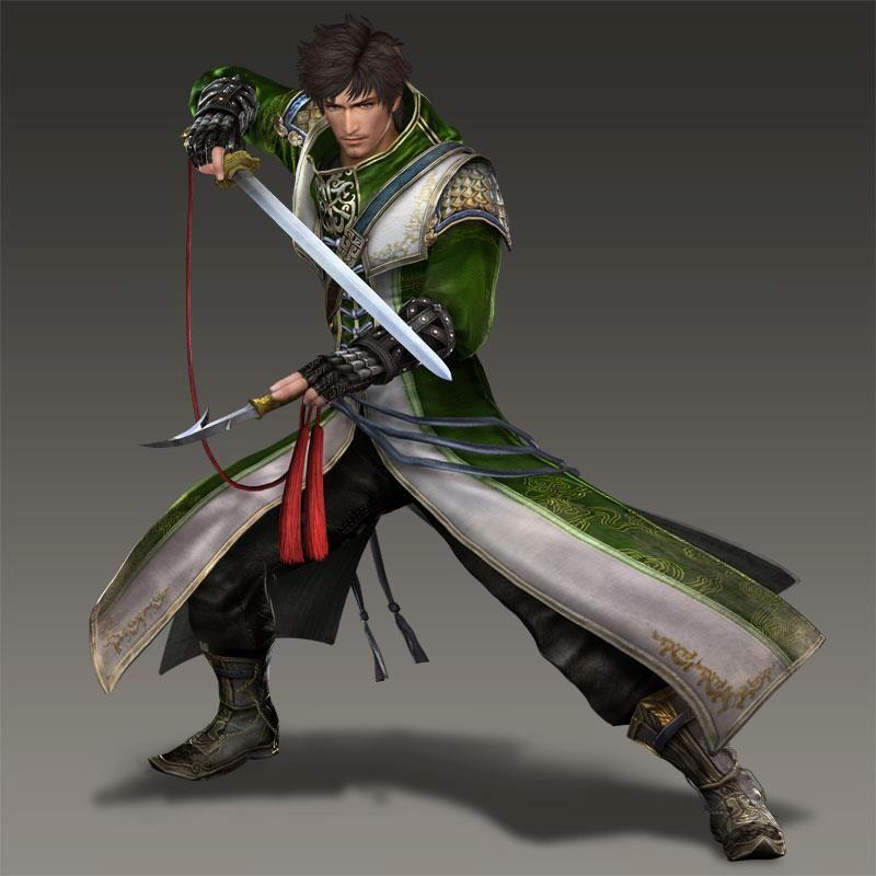 Xu Shu, Dynasty Warriors