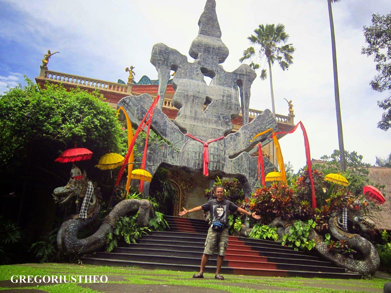 Ubud Bali Antonio Blanco Museum Wisata Ubud Bali Indonesia