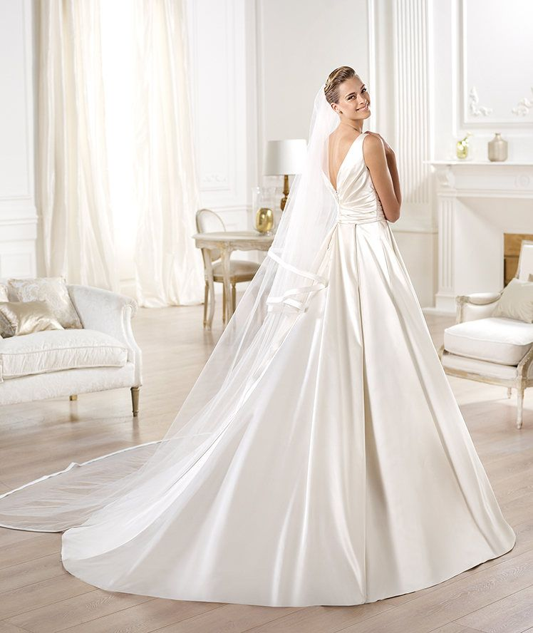 Pronovias te presenta el vestido de novia Ocumo. Glamour 2014 ...