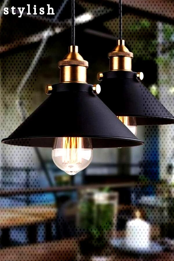 Industrial Modern Hanging Lamp