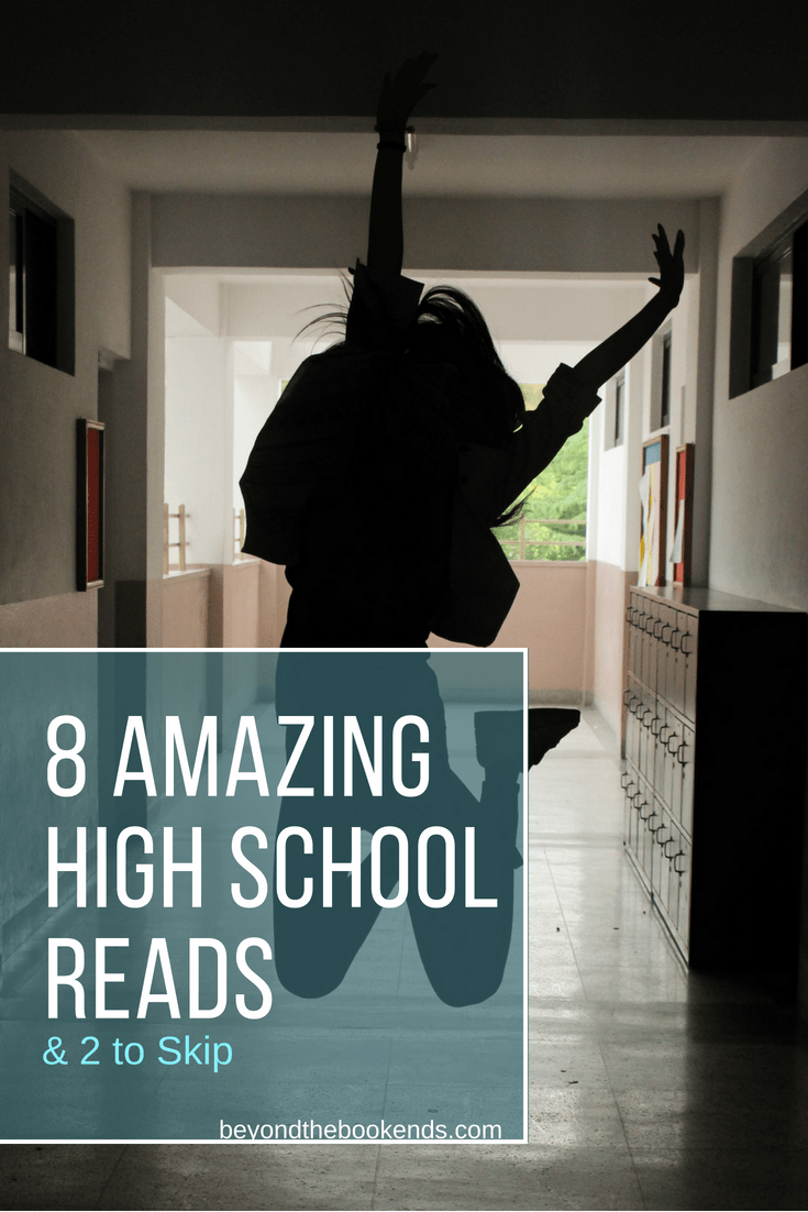 The 8 Best High School Reads & 2 to Pass on | Book Club