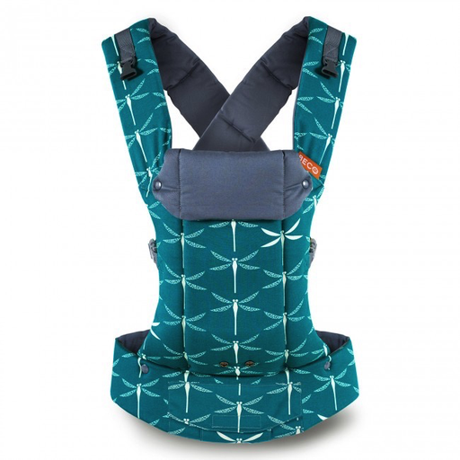 Multi-Position Soft Structured NEW In BOX Beco Gemini Baby Carrier Nimbus