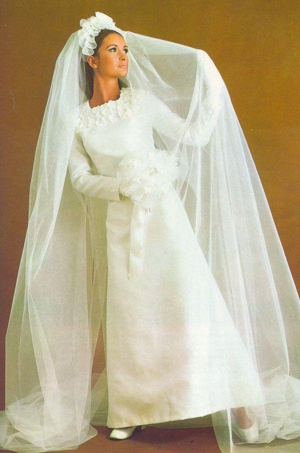 Ca 1970 39 s bridal fashion 1970 wedding gowns pinterest for 1970s vintage wedding dresses