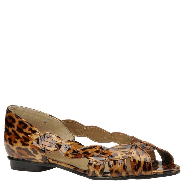Van Eli ALPINE Womens Slip On 6.5 B(M) US Bronze-Leopard *** Review more details here : Women's Flats Sandals