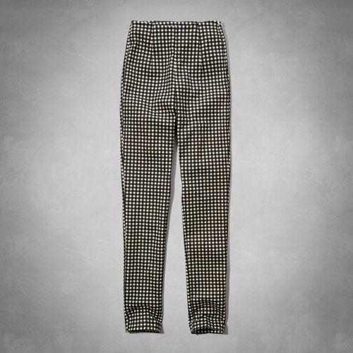 Brittan Checkered Pant