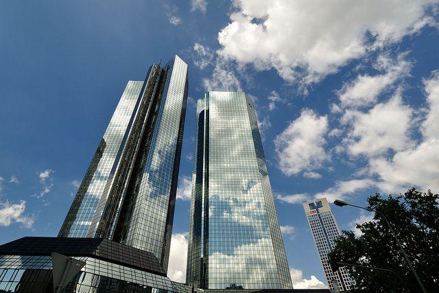 Deutsche Bank Frankfurt am Main Frankfurt, Maine