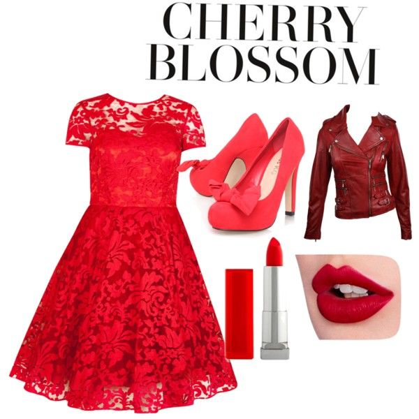 Blossom red