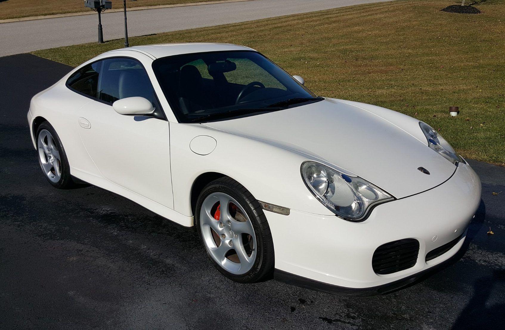 2004 Porsche 911 Carrera 4s 911 Carrera 4s Porsche 911 Carrera 4s Porsche 911