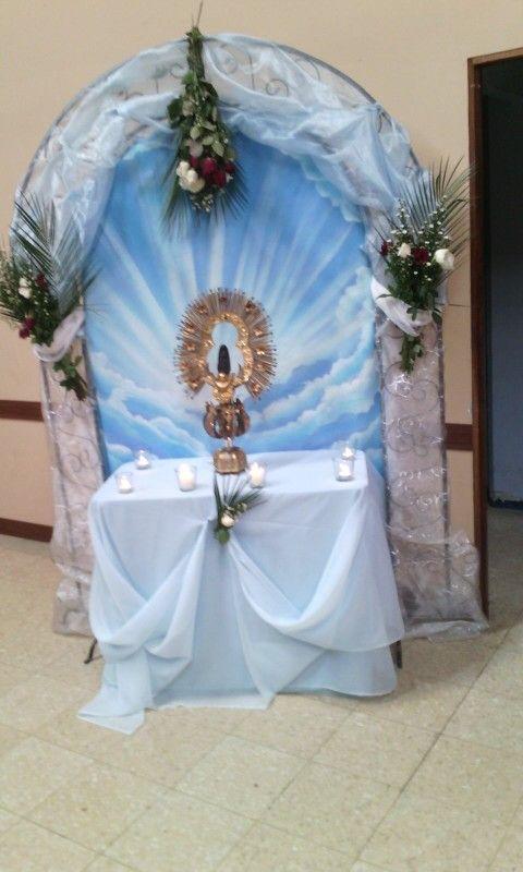 La Virgen de los Angeles