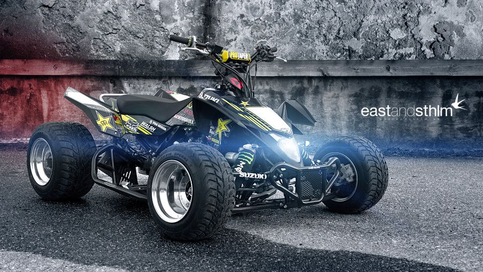 suzuki ltr supermotard - Pesquisa do Google | ATVs - Quads ...