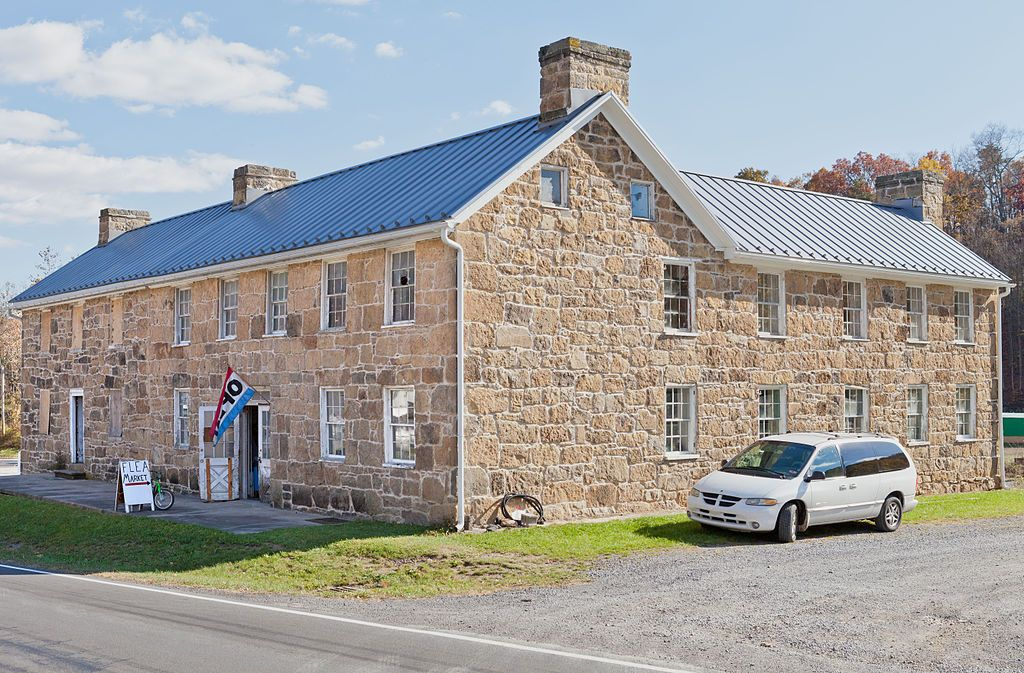 travelers rest also known as old stone house is a historic home rh pinterest com