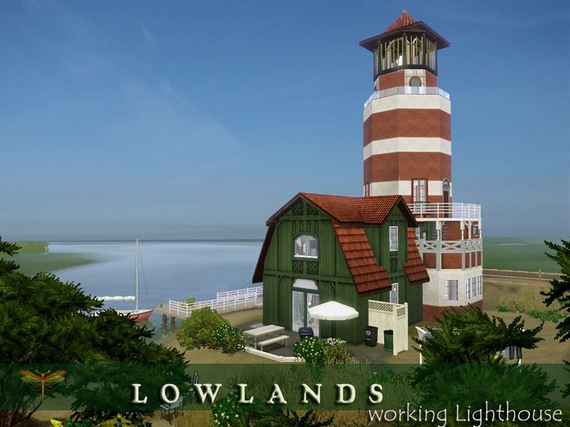 The Lighthouse Is One Of The Buildings I Am Making For Martoele S