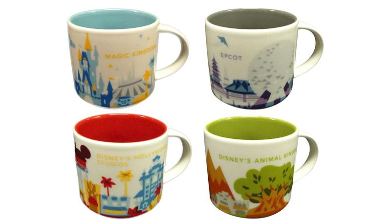 New Must Have Disney Parks Mugs Coming To Starbucks Disney