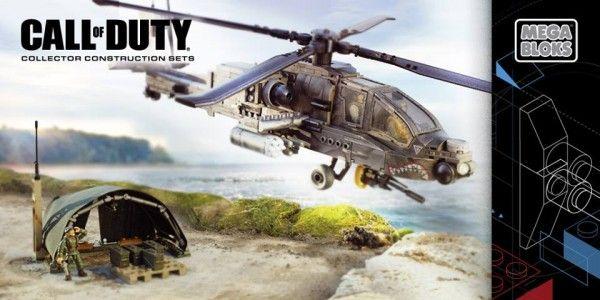 Toyzmag Com Call Of Duty Mega Bloks Anti Armor Helicopter Call Of Duty Mega Bloks Armor