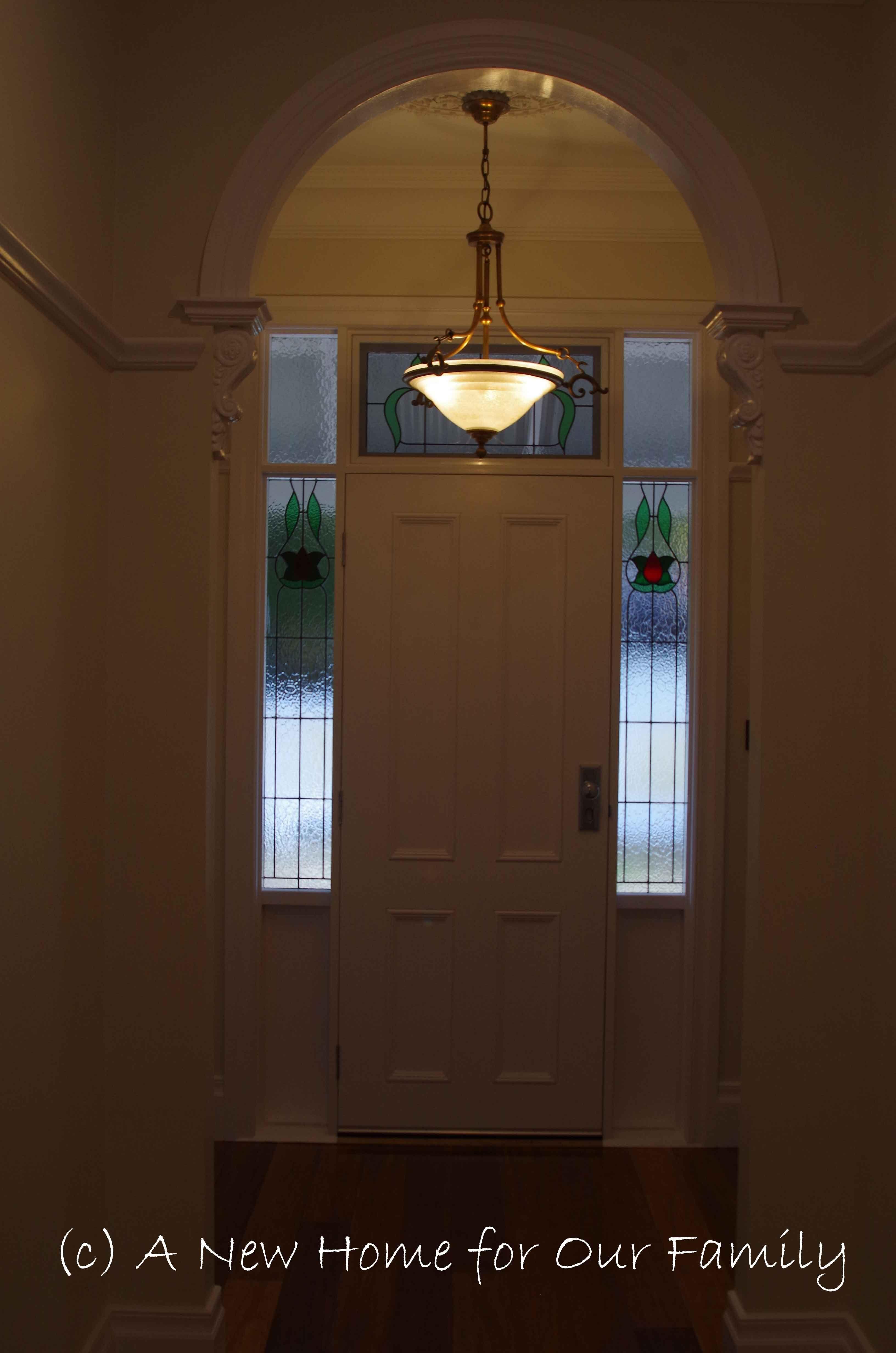 Traditional Cricket Bat Door Adam Wants French Doors I M Not Sure
