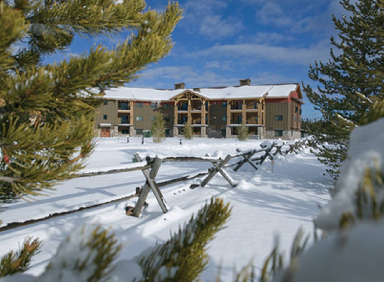 2 Bed WorldMark West Yellowstone