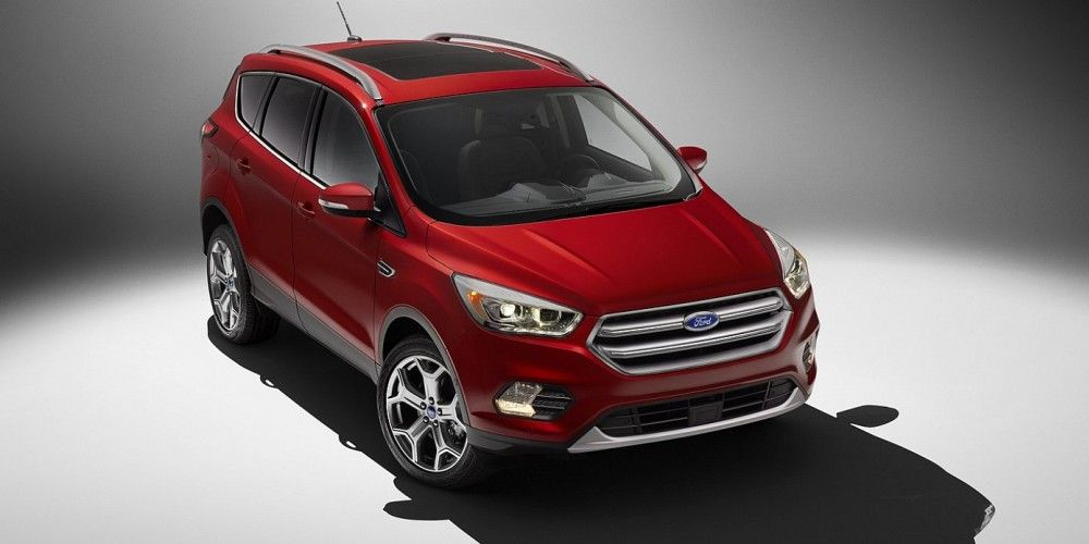2016 ford escape review and changes ford escape 2017
