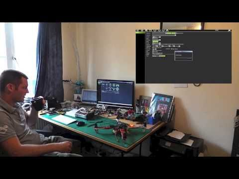 Complete guide to APM2 5 Ardupilot v3 0 1 setup for F450