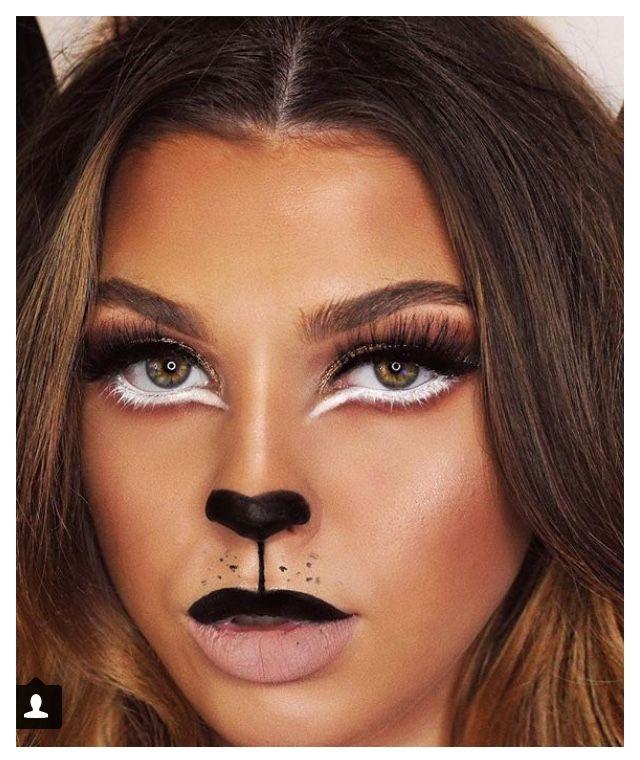 Pin by Tonya Lyon on makeup | Makeup, Halloween makeup