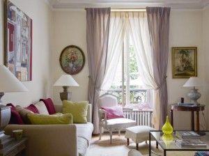diseño cortinas para salones pequeños   copia | Recetas que